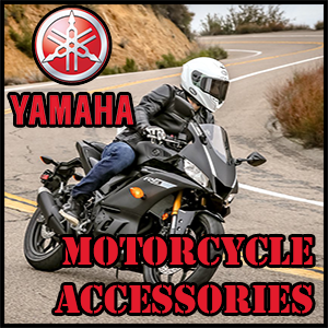 Shop Yamaha Motorcycle Accessories