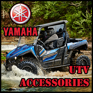 Shop Yamaha UTV Accessories